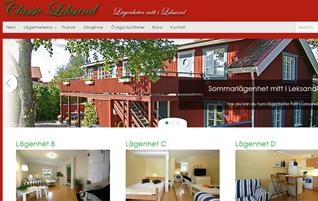 Hyr lägenhet i Leksand